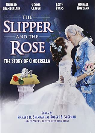 Amazon com: The Slipper and the Rose: The Story of