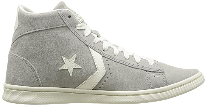 Converse Pro Leather Mid 129020C Grey Sneakers Shoes man-36 2UUjL
