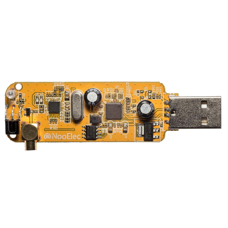 Nooelec Nesdr Mini USb Rtl-Sdr & Ads-B Receiver Set, Rtl2832U