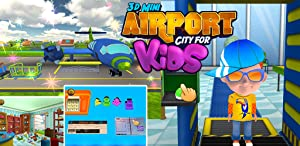 3D Mini Airport City For Kids from GameiMax
