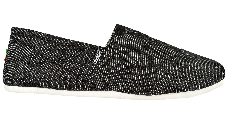 ec179bd7e Di Baggio Men's Slip On Canvas Pumps Espadrille Beach Shoes: Amazon.co.uk:  Shoes & Bags