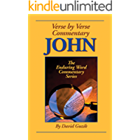 Gospel of John: Verse by Verse Commentary