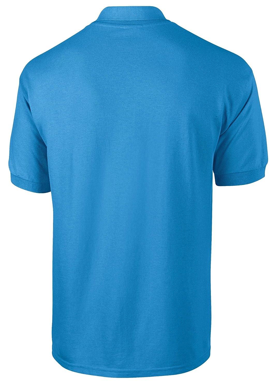 U-shot - Polo Regular fit de Manga Corta Tops Casual Camisetas ...