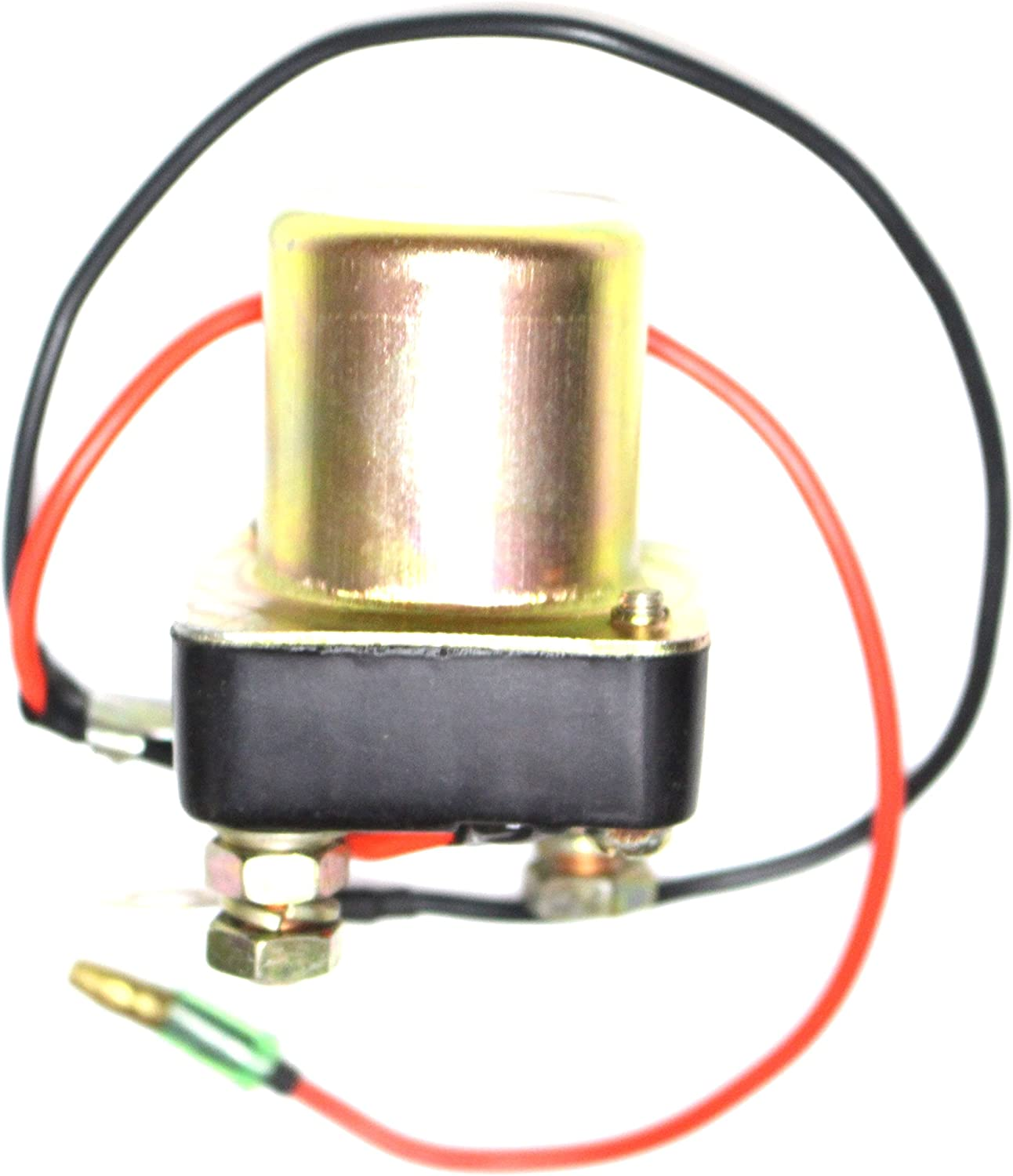 JSP Manufacturing Aftermarket Outboard Trim Relay Solenoid Compatible with Yamaha OEM# 6E5-81941-11-00 / 61A-81941-00-00 Boat 115 135 150 175 200 HP Manufacturer: JSP Manufacturing