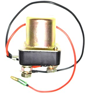 jsp manufacturing outboard trim relay solenoid compatible with yamaha oem#  6e5-81941-11