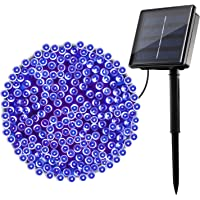 OxyLED Solar String Lights Outdoor, 72ft 200 LED Solar Led Fairy String Light Solar Powered, Decorative Lights…