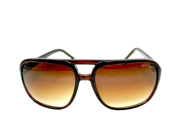 330524ef303 SKYVAN Sunglasses for Men - Plastic Frame - Tomcat 062 model  Amazon ...