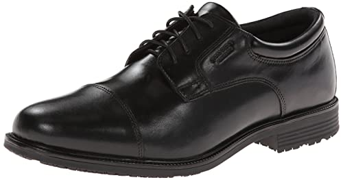 The Toe Pack Waterproof Lead Rockport Men's Oxford Cap OP0NkZ8nwX