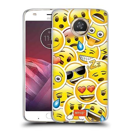 Emoji Livret Design Smiley Pour Jouer Motorola Moto Z2 XjL0K0