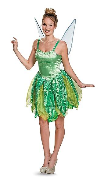 88931 small 4 6 adult tinkerbell costume prestige