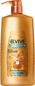 L'Oréal Paris Hair Expert Extraordinary Oil Conditioner, 33.8 fl. oz. (Packaging May Vary) 28 fl. oz.