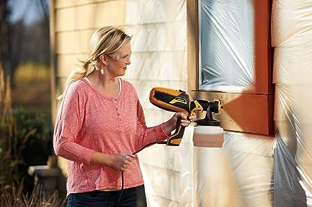 Wagner 0529010 Flexio 590 Indoor/Outdoor Hand-held Sprayer Kit