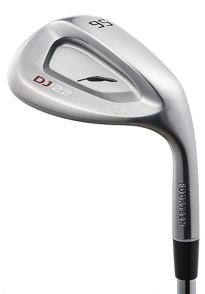 Catorce Golf DJ-22 forjado cuña de níquel y cromo - 60715 ...