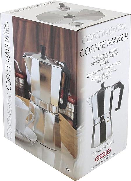 Cafetière en argent 175 ml Apollo 5689-3 tasse