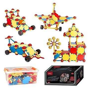 4 Pces/lot Children Family Assemble Plastic Blocks Toys Girls Small Blocks Blocks Assembly Puzzle Toys Gifts Toys & Hobbies