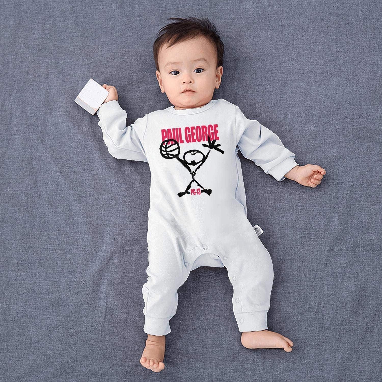 Baby Layette Jumpsuit Baby Bodysuit Baby Girls Boys Kids One-Piece Footie