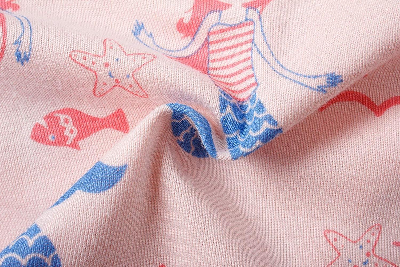 Boboking Baby Soft Cotton Underwear Little GirlsBriefs Toddler Undies