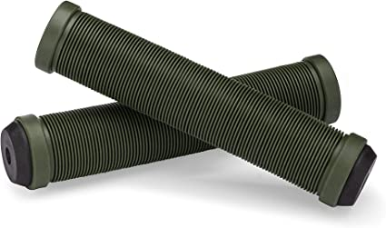 White Answer BMX Flangeless Grip