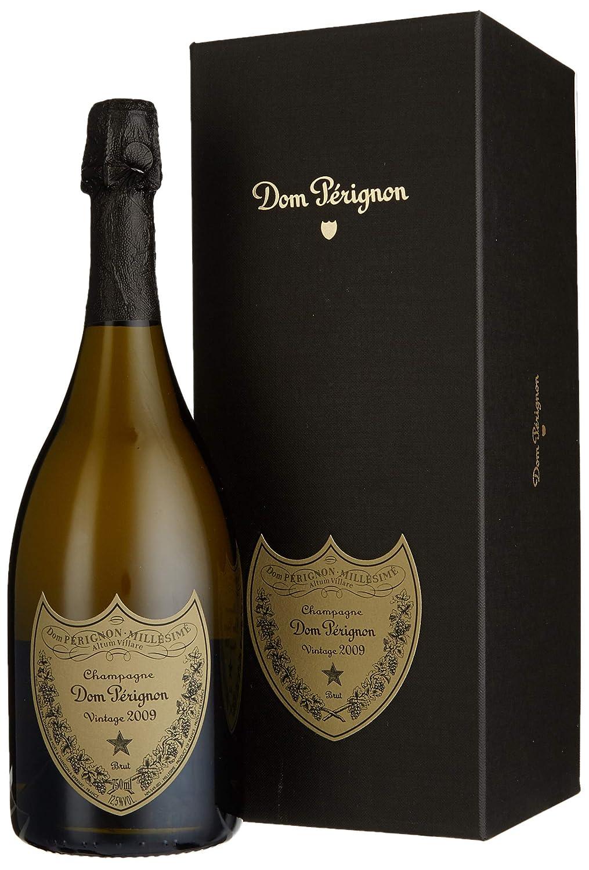 Dom Perignon Vintage 2009 Brut Champagner Mit Geschenkverpackung 1