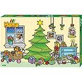 Hama 3037 - Geschenkpackung Adventskalender, Bügelperlen