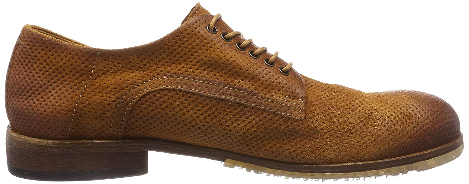 A.S.98 Clash, Zapatos de Cordones Oxford para Hombre, Marrn (Brown 6130), 46 EU