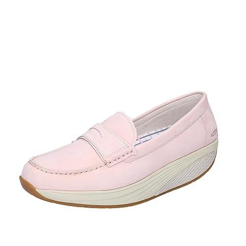 MBT Kanoni Penny Moc W, Mocasines para Mujer: Amazon.es: Zapatos y complementos