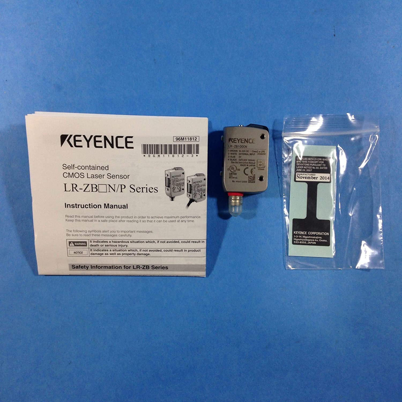 Keyence Corp LR-ZB250AP Self Contained CMOS Laser Sensor 10