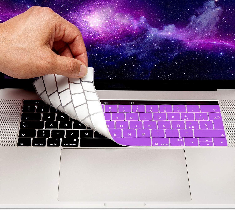 MyGadget Funda Teclado QWERTY [Italiano] para Apple MacBook 13