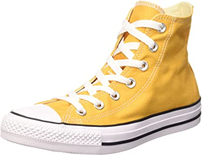 converse all star jaune homme