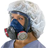 MSA Medium Advantage 3200 Series Full Face Air Purifying Respirator