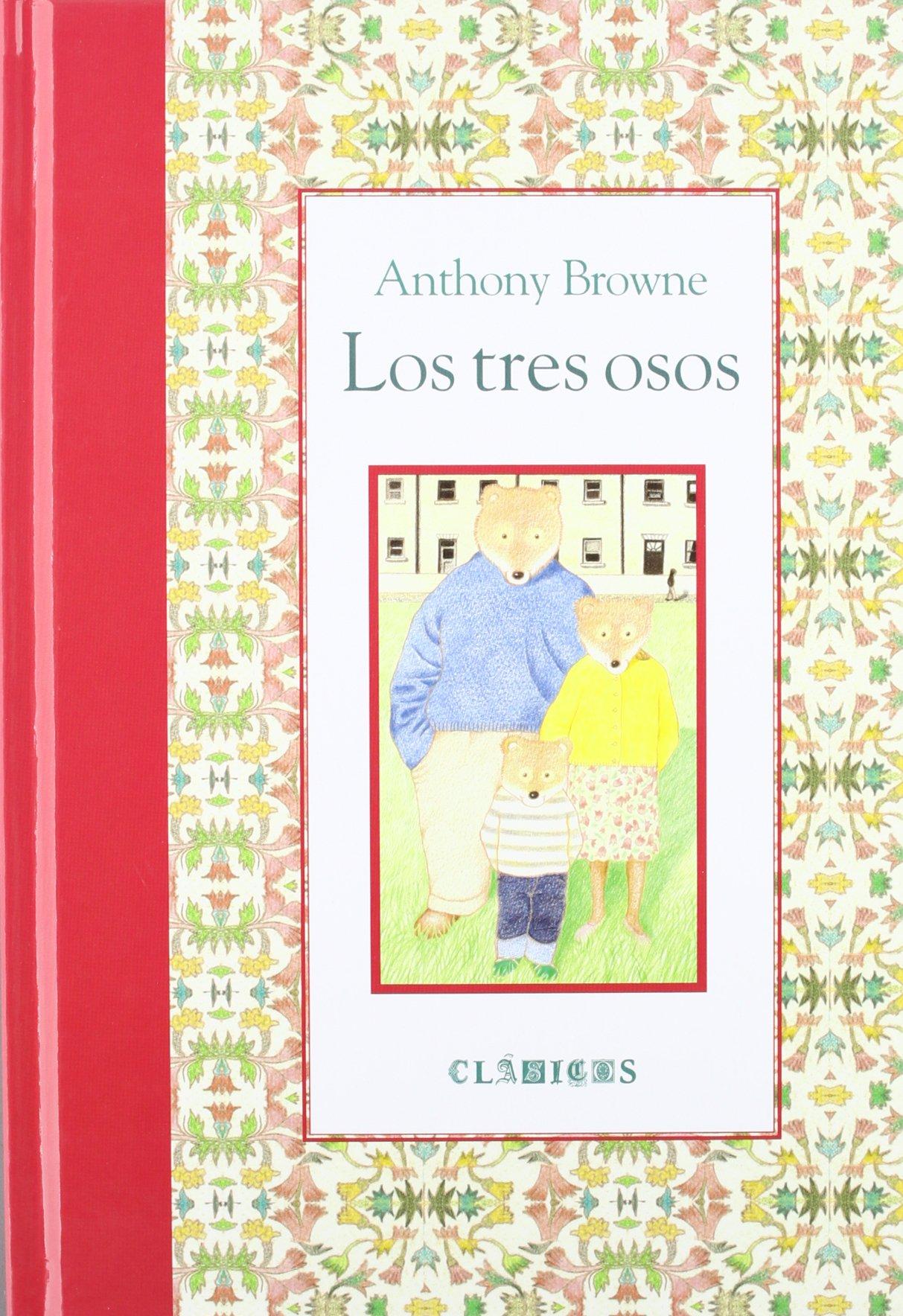 Download Los tres osos (Clasicos (Fondo de Cultura Economica)) (Spanish Edition) pdf epub