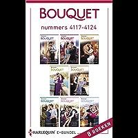 Bouquet e-bundel nummers 4117 - 4124