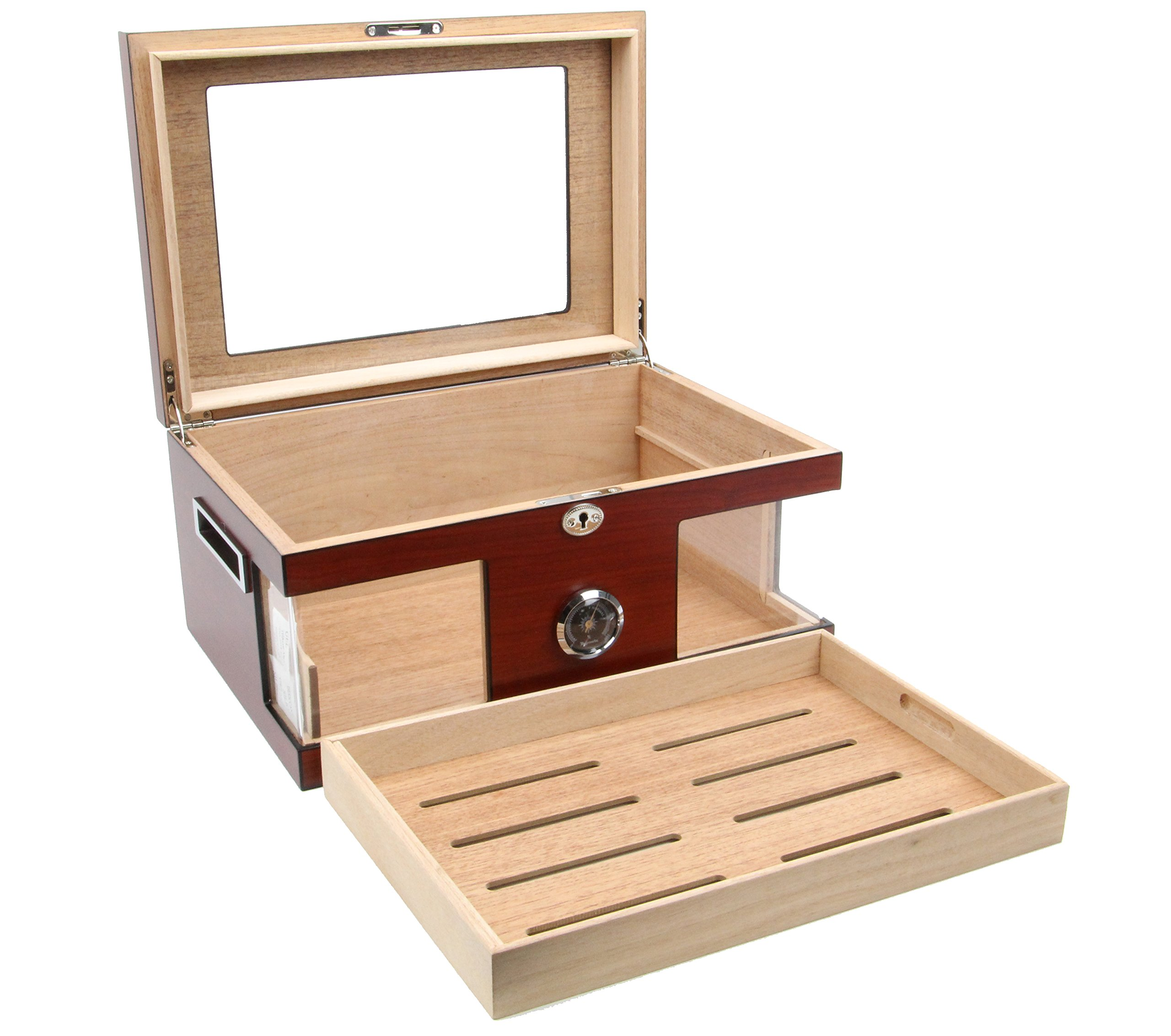 Decorebay SAVOY Executive Boveda Humidor by decore Bay (Image #3)