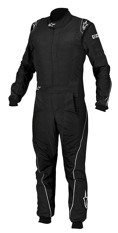 Amazon.com: Alpinestars GP Pro trajes – Negro/Rojo/Plata ...