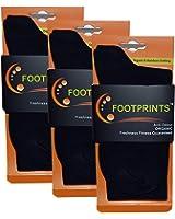 FOOTPRINTS ORGANIC Cotton Odourfree Formal Socks- Free Size