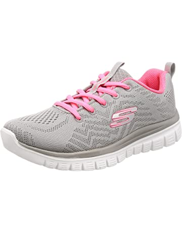bien baratas que buen look buscar auténtico Zapatillas para mujer | Amazon.es