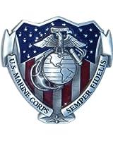 B61 Boucle de ceinture Marine Corps Semper Fidelis