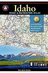 Idaho Benchmark Road & Recreation Atlas Paperback