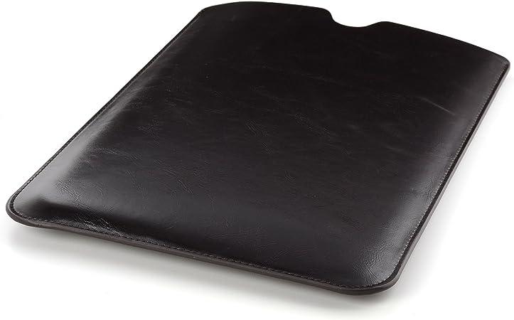 macbook cover 12 Dark Felt and leather MacBook Case 12 inch with extra pocket macbook case 12 inch mac 13 air case 2018 macbook 12 cover