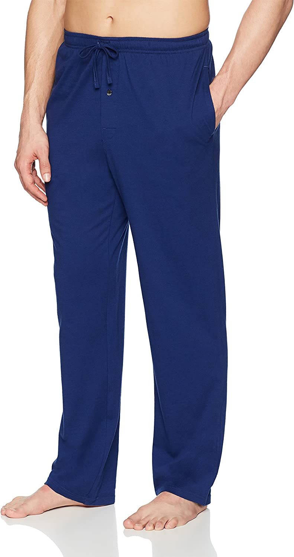 Essentials mens Knit Pajama Pant Pajama Bottom