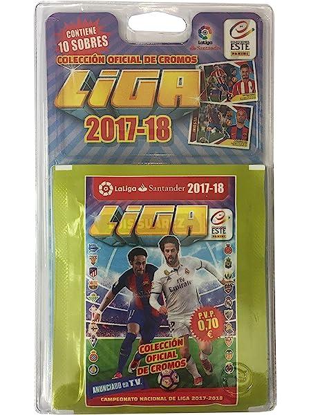 La Liga Santander - Blister, 7 Sobres Adrenalyn XL 2016-2017 ...