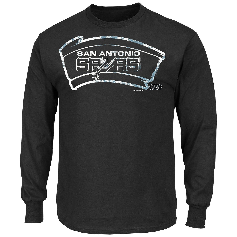 VF NBA Herren Work As A Team Long Sleeve Basic T-Shirt VF Imagewear - NBA MW17-127A-BH2-UYE