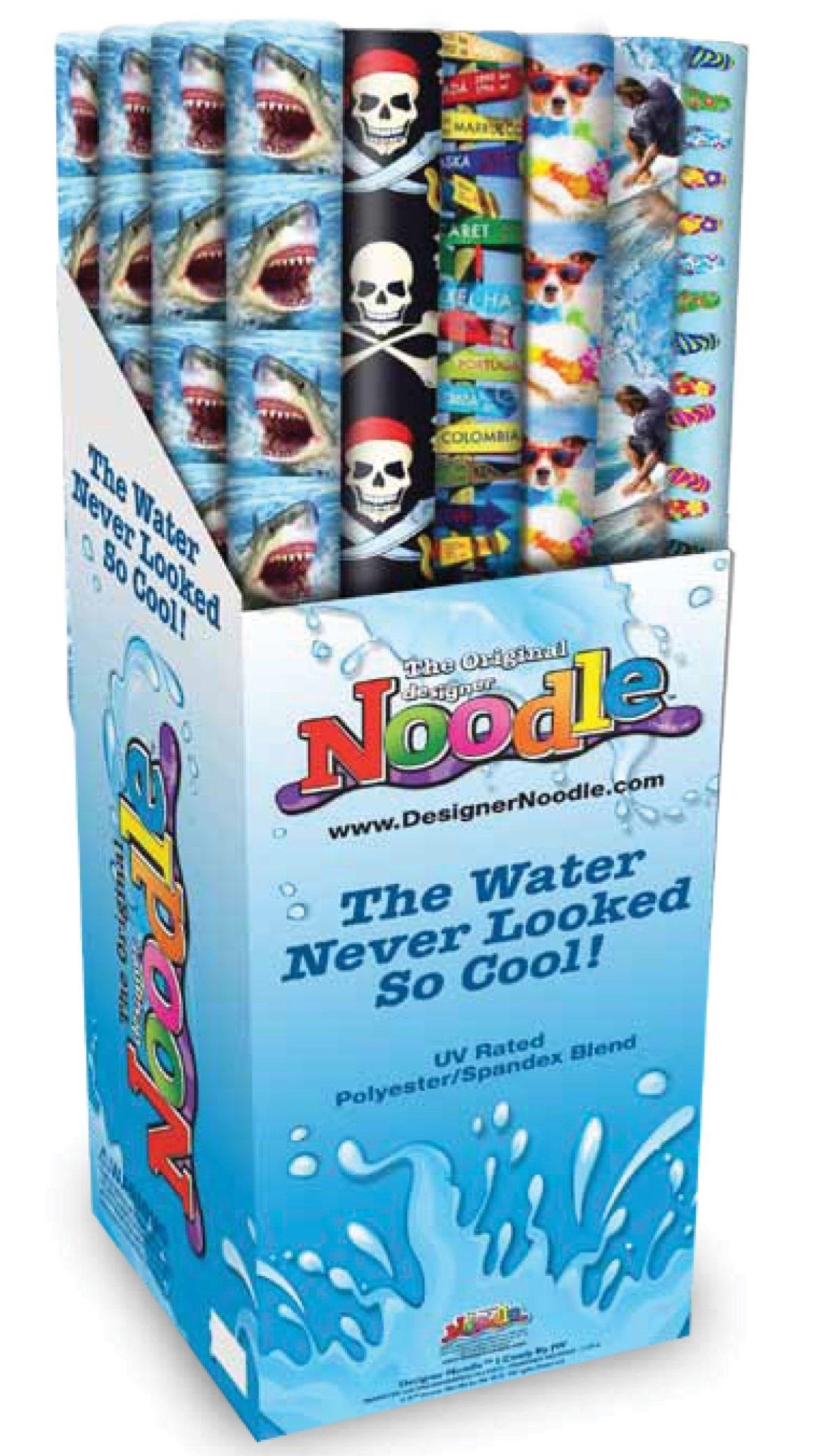 Designer Noodle 310 Beach Box 36 Noodles
