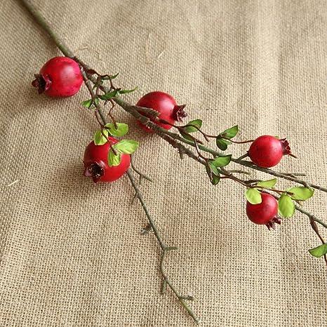 Healifty 3pcs Florist Stem Tape Stem Wrap Tape for Bouquet Flowers DIY Art Craft Red Coffee