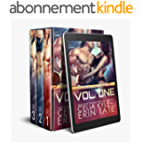 The Ujal Volume One (Scifi Alien Romance) (Books 1-3) (English Edition)