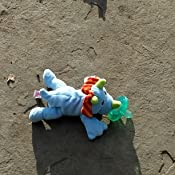 Amazon.com: Dinosaurio Wubbanub Chupete: Baby