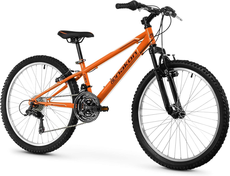 Anakon Cubix Bicicleta de montaña, 9-12 años