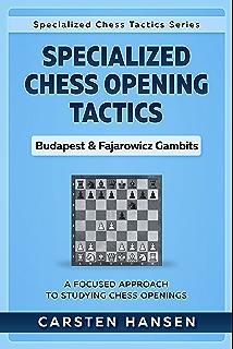 Specialized Chess Opening Tactics Budapest /& Fajarowicz Gambits FM Hansen 2018