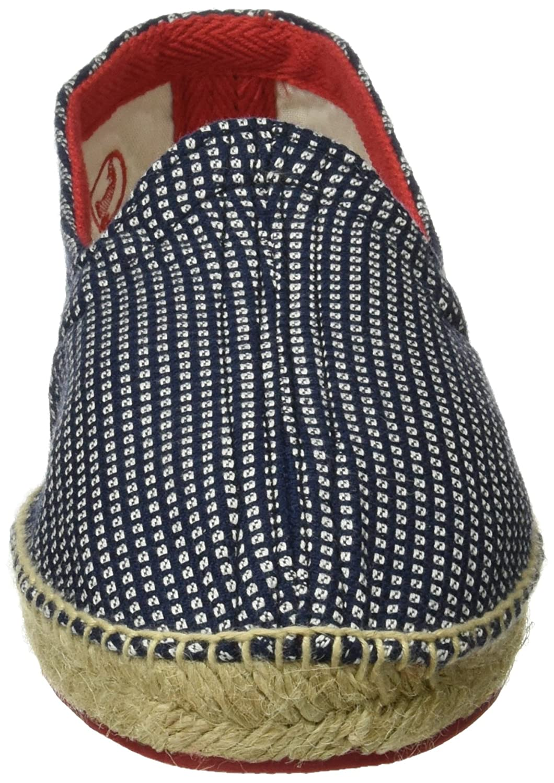 El Ganso New Hashtag, Alpargatas para Hombre, Azul (Blanco/Marino), 45 EU: Amazon.es: Zapatos y complementos