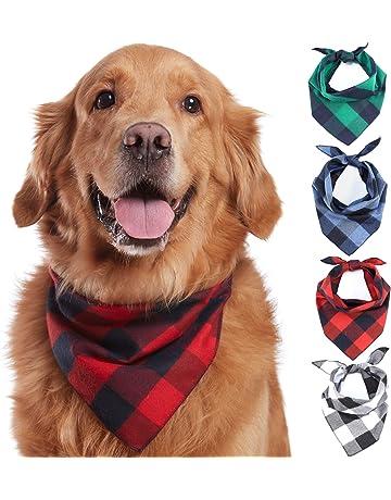 Medium Dog Scarf Accessories for Medium Large Dog Puppy bcuddly Tie Dye Bandana Fast Dry Cooling Reversible Dog Bandana